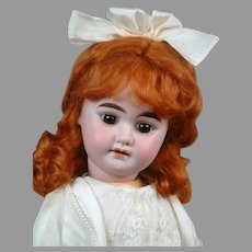 """*The Dearest*  17"""" Armand Marseille 1894 Antique Bisque Doll in Lacy Dress"""
