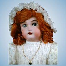 "Darling 20"" Kammer & Reinhardt/Simon & Halbig Antique Doll"