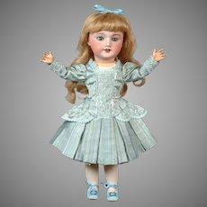 """Adorable 16"""" UNIS France 301 Bebe Antique Doll"""