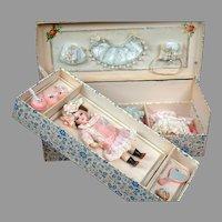"""All Original 6.5"""" SFBJ 301 in Original Presentation Box"""