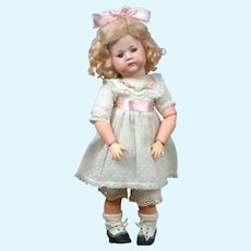 "14"" Super Rare Armand Marseille Character  ""FANY"" TODDLER"