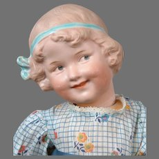 """11"""" Gebruder Heubach Character Child doll """"Coquette"""""""
