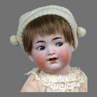 "Adorable Flirty 16"" Kammer & Reinhardt 126 Toddler in Antique Costume"