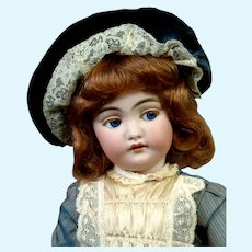 "Darling Rare 18"" Simon & Halbig 1039 with Pull-String Flirty Eyes"