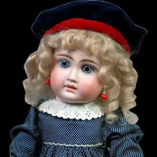 "Darling 16"" Belton 183 in Navy Blue Costume"