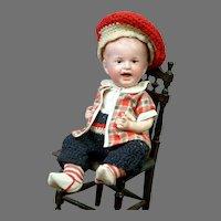 """Darling Rare 10"""" SFBJ 233 Crying Character Baby"""