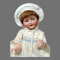 "Adorable 22"" Flirty Kammer & Reinhardt 126 Baby"