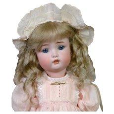 """Sweet 17.5"""" Simon & Halbig 1299 in Pink Dress"""