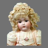 "Darling Rare 17.5"" Catterfelder Puppenfabrik by Kestner 264 in Lacy Pink"