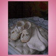 ~~~ Pretty Handmade Doll´s Shoes and Socks ~~~