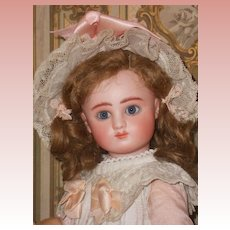 ~~~ RESERVED for P. // Outstanding and Rare Cabinet Size French Series C Steiner Bebe ~~~