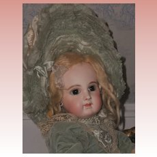 ~~~ Marvelous French Bisque Bebe by Emile Jumeau ~~~