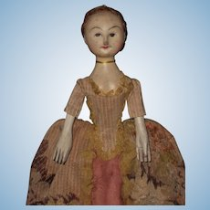 """~~~Lovely """" The Old Pretenders """" Artist Wooden Doll ~~~"""