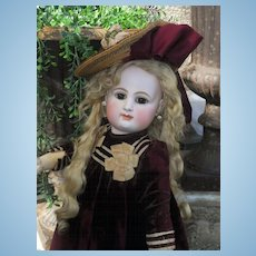 ~~~ Beautiful French Bisque Bebe by Rabery et Delphieu ~~~