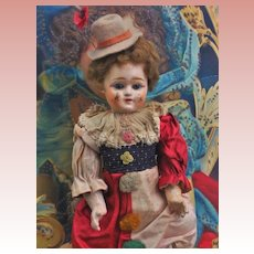 ~~~Reserved for T. //  Pretty all Original French Eden Clown ~~~