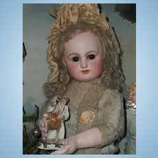 ~~~ Superb Earliest Period French Bisque Bebe by Rabery et Delphieu ~~~