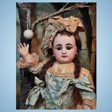 ~~~ Beautiful early French Bisque Bebe by Rabery et Delphieu ~~~