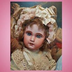 ~~~ Cute all Original Jumeau Bebe 1907 Factory Original ~~~