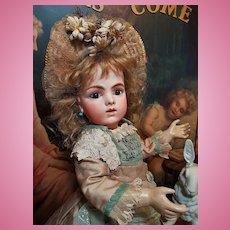 ~~~ Angel Face French Bru Jne. size 5 Bisque Bebe by Leon Casimir Bru ~~~