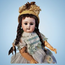 ~~~ Gentle and Shy Expression French Bisque Bebe by Rabery et Delphieu ~~~