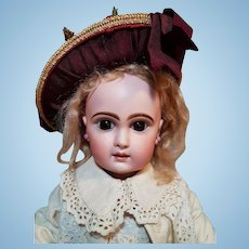 ~~~ Beautiful French Bisque BeBe Reclame by Maison Jumeau ~~~