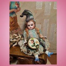 ~~~ Little Darling Kestner all Bisque Mignonette for French Market ~~~