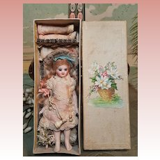 ~~~  Rare Bar Feet Mademoiselle Mignonette in Original Clothing with Shoes and Box ~~~