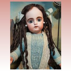 ~~~ Childlike French Bisque Bebe by Gaultier / 1885 ~~~