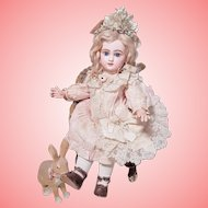 ~~~ Rare French Bisque Bebe by E.L. Douillet ... France circa 1890 ~~~