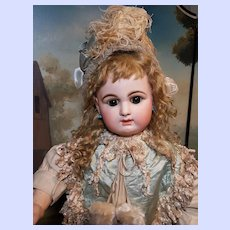 ~~~ Dreamy Expression French Bisque Bebe by Rabery and Delphieu ~~~