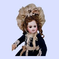 ~~~ Rare Premier Period French Bisque Bebe by Rabery et Delphieu ~~~