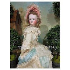 ~~~ Rare Empress Eugenie French Poupee by Bru ~~~