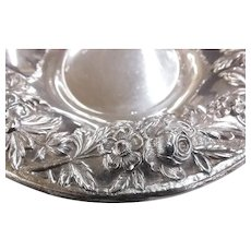 """S. Kirk & Sons Sterling Silver """"Repousse"""" Bowl"""