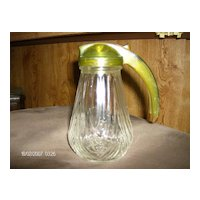 Syrup Pitcher made by Federal Glass Company
