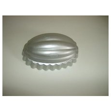 Mirro Aluminum Melon Jello Mold