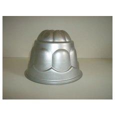 Wear-ever TAC UCO 1 1/2 Quart Aluminum Jello Mold