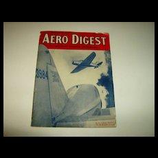 Aero Digest ~ September 1936 ~ Magazine