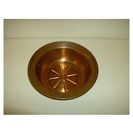 Vintage Copper Warming Pan
