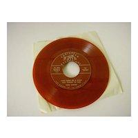 Redd Harper ~ Christian Faith Recordings ~ 45 RPM