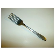 Oneida, ~ Salad Fork ~ Glen Cove ~ All American