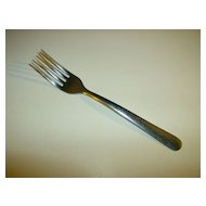 Oneida ~ Dinner Fork ~ Delco ~ Windsor Pattern ~15