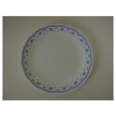 Corelle Morning Blue Dinner Plate