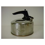 Revere Ware Whistling Tea Kettle