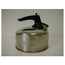 Revere Ware Whistling Tea Kettle
