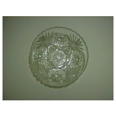 Anchor Hocking  Prescut  Scalloped Bowl