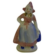 Dutch Woman Figurine