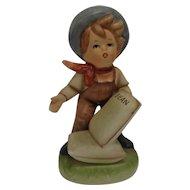 Boy with Beans Figurine - Hummel Like