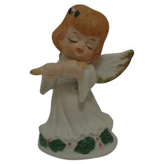 Porcelain Christmas Angel 1960's