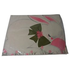Hallmark Die Cut Bunny Package of 9