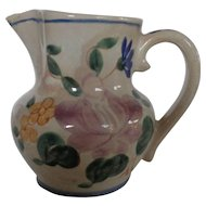 Red Wing Pottery Creamer Orleans 1941